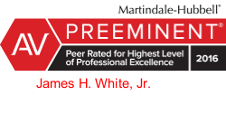 Martindale-Hubbell, Peer Review Rated, Preeminent
